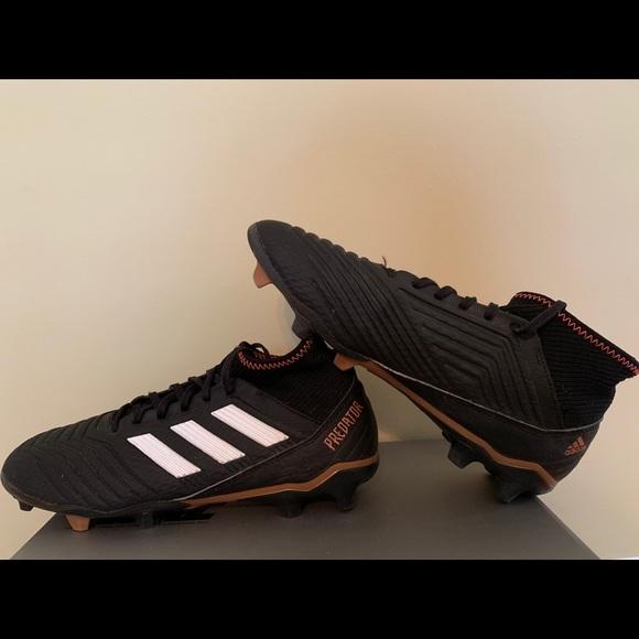 7b263089650a adidas Shoes | Predator 183 Fg Soccer Cleats | Poshmark